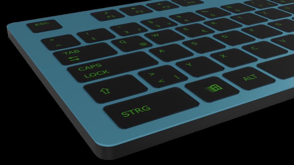 Keyboard-Blue